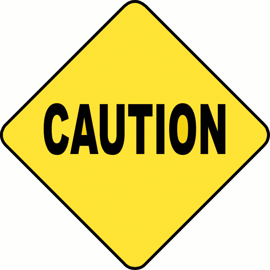Danger clipart warning sign Art Art Clip Triangle Caution
