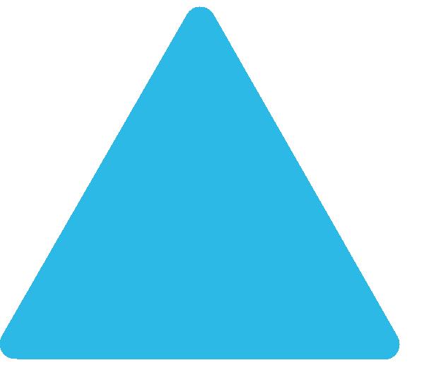Triangle clipart small Vector · at Clker medium
