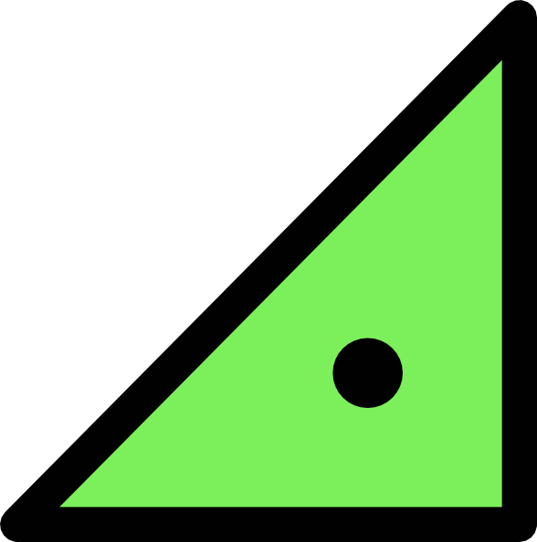 Triangle clipart small Clip · Clker com medium