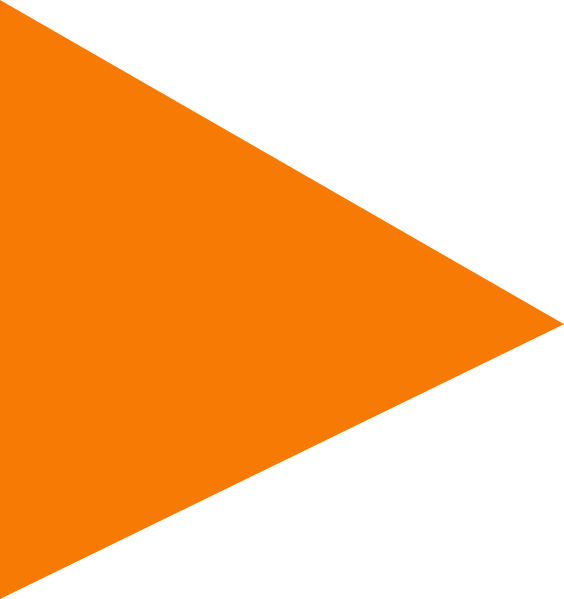 Triangle clipart small Online Orangle vector clip as: