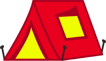 Triangle clipart tent Clipart tent Images Tent Free
