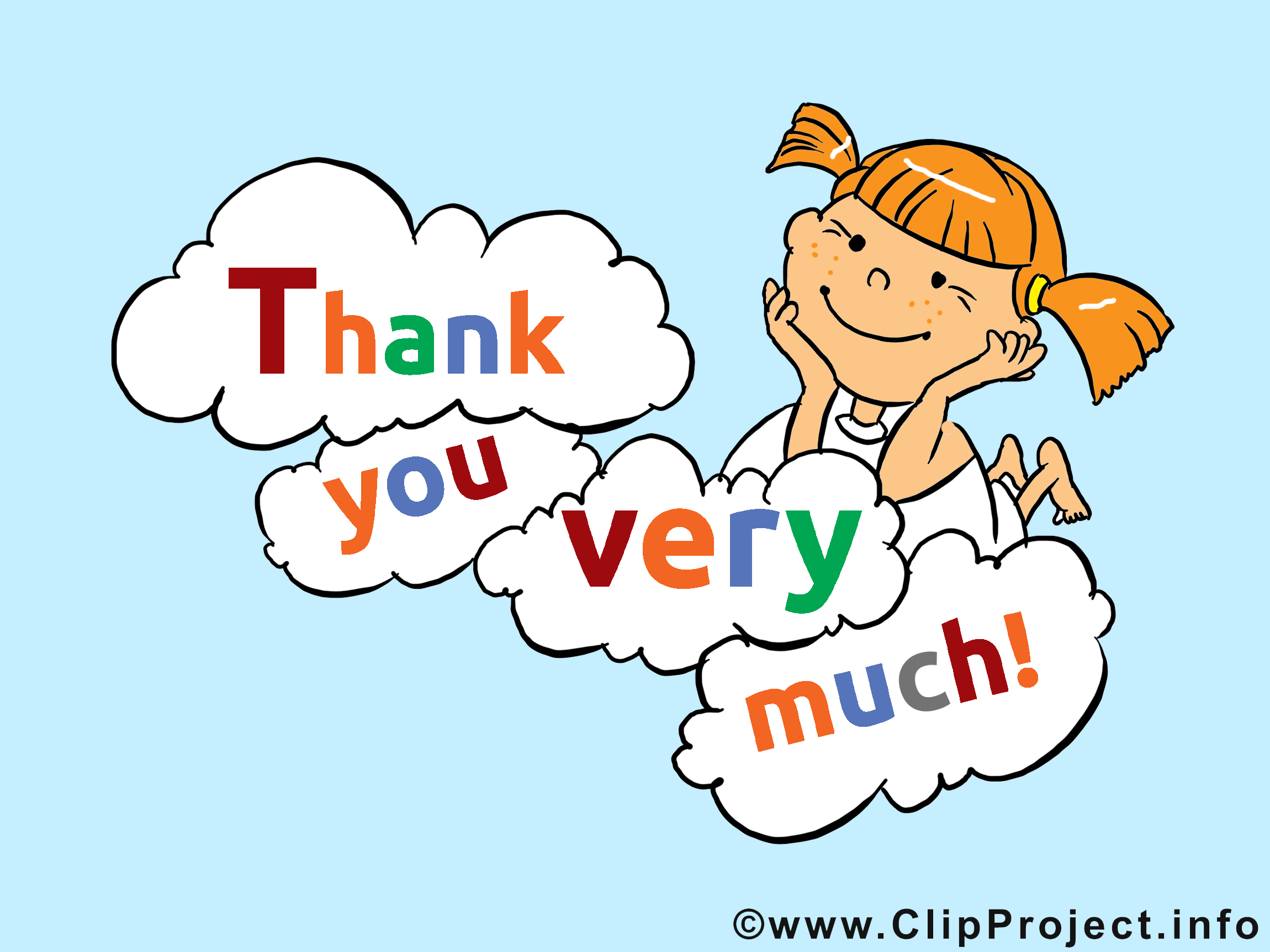 Comic clipart thank you Clip Much cliparts Clipart Thank