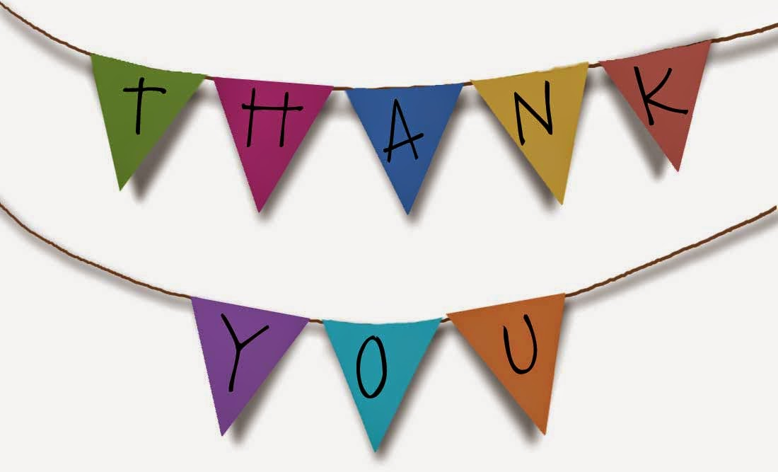 Triangle clipart thank you Thursday That Imagine! Thank You