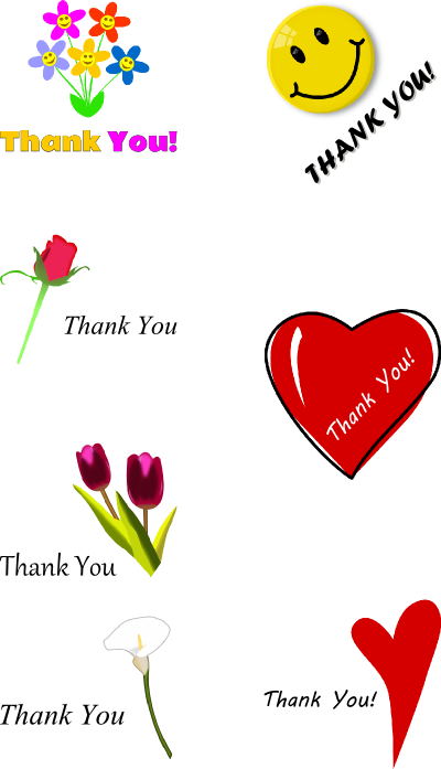Triangle clipart thank you  clipart pdclipart images art