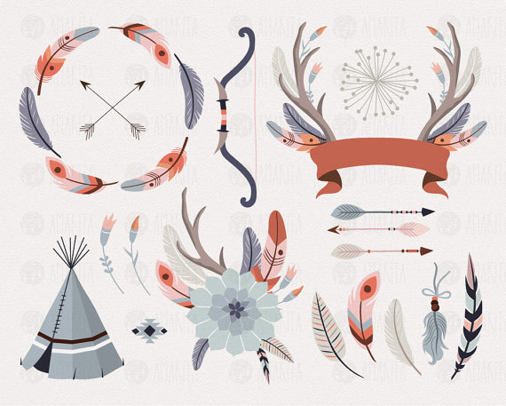 Indian clipart tribal Art Images Free Panda tribe%20clipart
