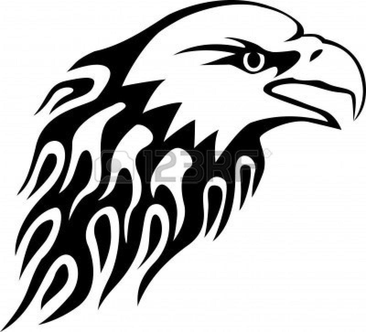 Black Eagle clipart american eagle Head Eagle Free Panda American