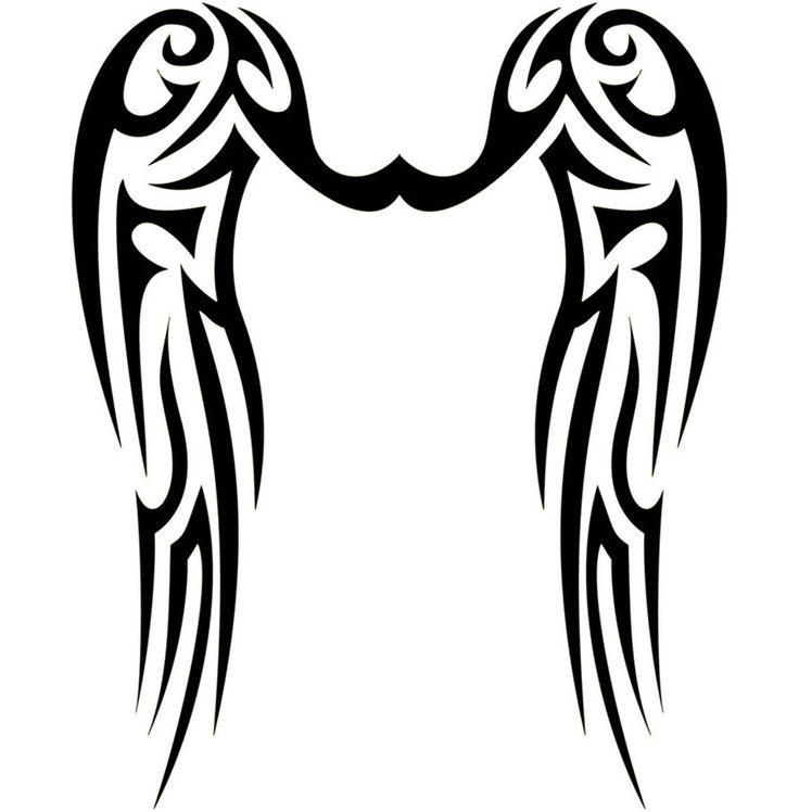 Tribal clipart angel Best Angel Pinterest clip Blakewise