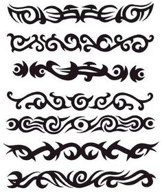 Tribal clipart armband On Pin tattoo Tattoos TATTOO