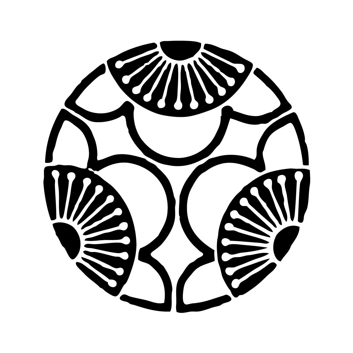 Tribal clipart circular Free Tattoo Circle Design on