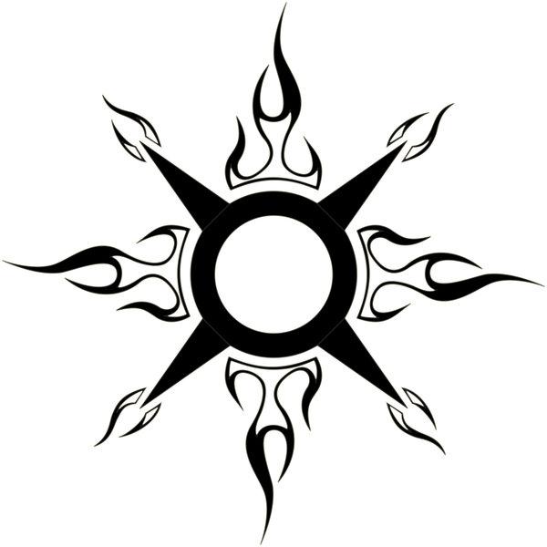 Tribal clipart circular Tattoo tribal by blakewise circular