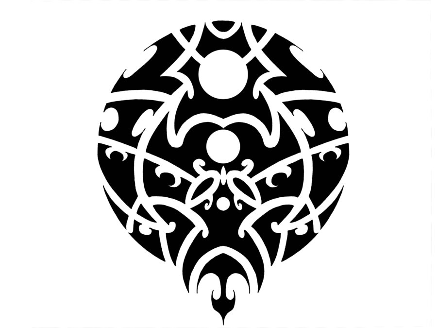 Tribal clipart circular Com Tattoo Tribal Design ·