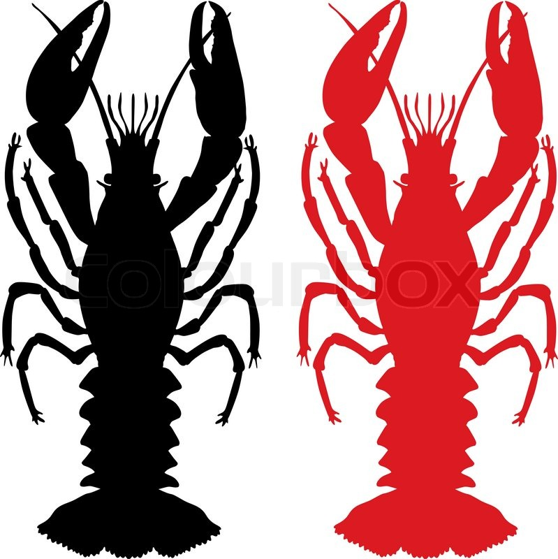 Pice clipart crawfish For Clipart  creation download