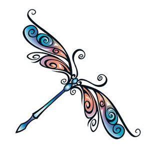 Tribal clipart dragonfly Pinterest tribal on 25+ tribal