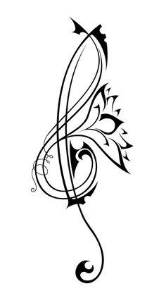Tribal clipart lotus Subtle  Tattoo Lotus tribal