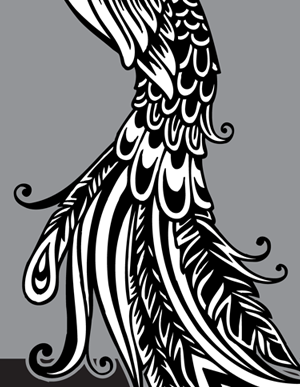 Peacock clipart tribal Download Peacock Feather Tribal Peacock