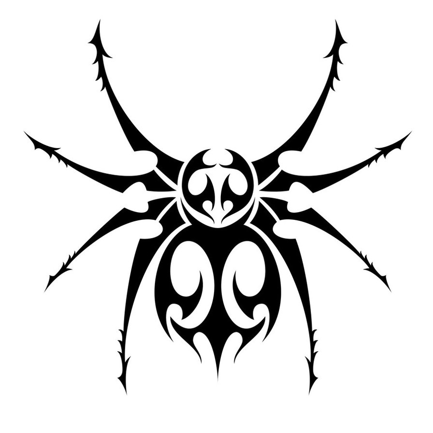 Drawn spider tribal music For Tribal Spider 0813Tribals ·