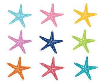 Tropical Fish clipart starfish #7