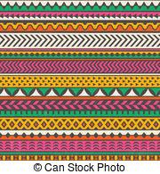 Tribal clipart tribal print Tribal seamless tribal Vector of