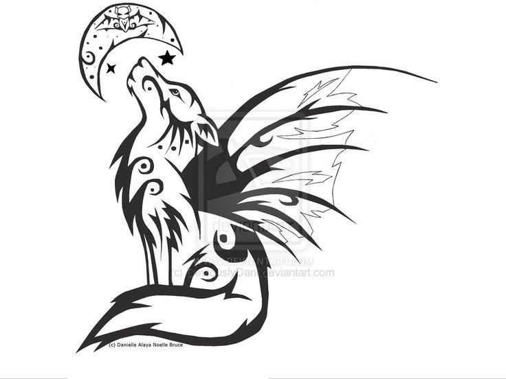 Wolf clipart drawn Wolf Google Pinterest ideas http://fc09