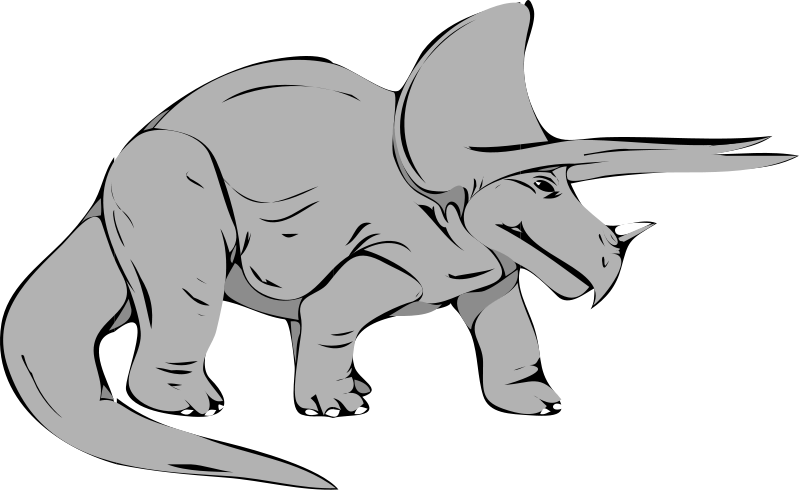 Triceratops clipart Triceratops Art Free Free Triceratops
