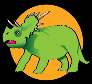 Triceratops clipart Triceratops Triceratops Clip Clip ciuchy