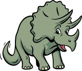 Triceratops clipart Results Triceratops for Clipart )