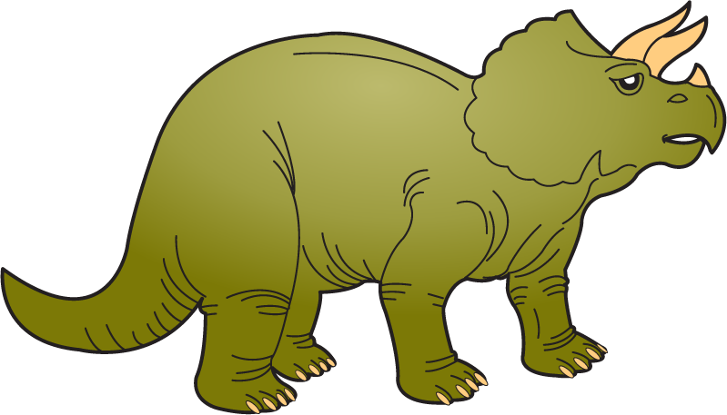 Triceratops clipart Clipart triceratops – clipart Clipart