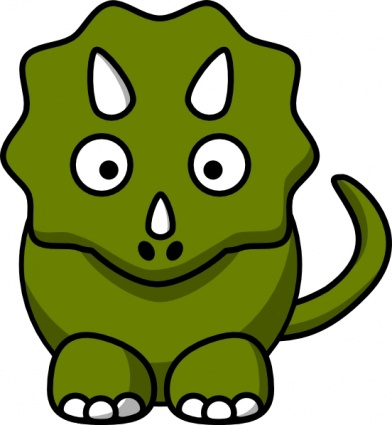 Triceratops clipart  Black triceratops%20clipart%20black%20and%20white And Triceratops