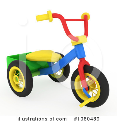 Tricycle clipart Trike by BNP Studio Studio