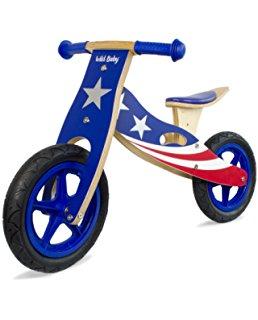 Tricycle clipart blue Amazon TinyTot Wood com: Bike