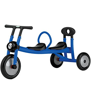 Tricycle clipart blue Amazon Seater No com: Tricycle