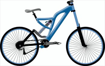 Tricycle clipart blue Art images Pictures photos 2