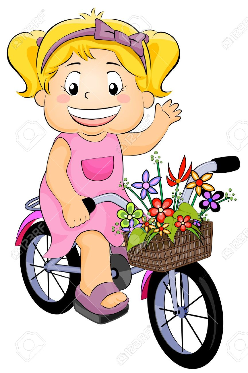 Bicycle clipart kid tricycle Clipart bicycle NiceClipart clipart photo