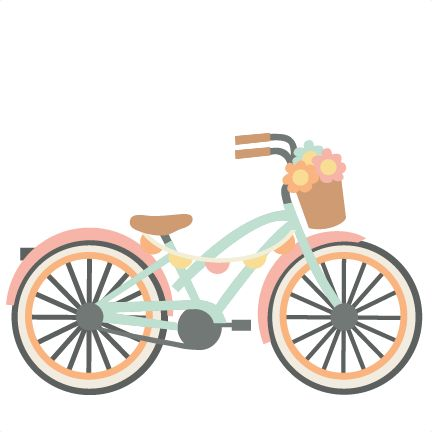 Bicycle clipart bicycle part Cutting cutting printable cuts 25+