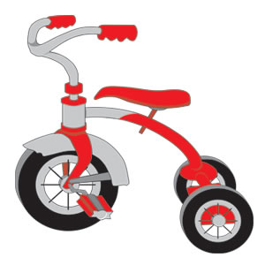 Bicycle clipart tricycle Clip com ClipartLogo free clipart