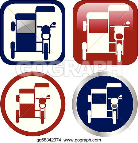 Tricycle clipart philippine Icons gg68342974 Clipart tricycle philippine