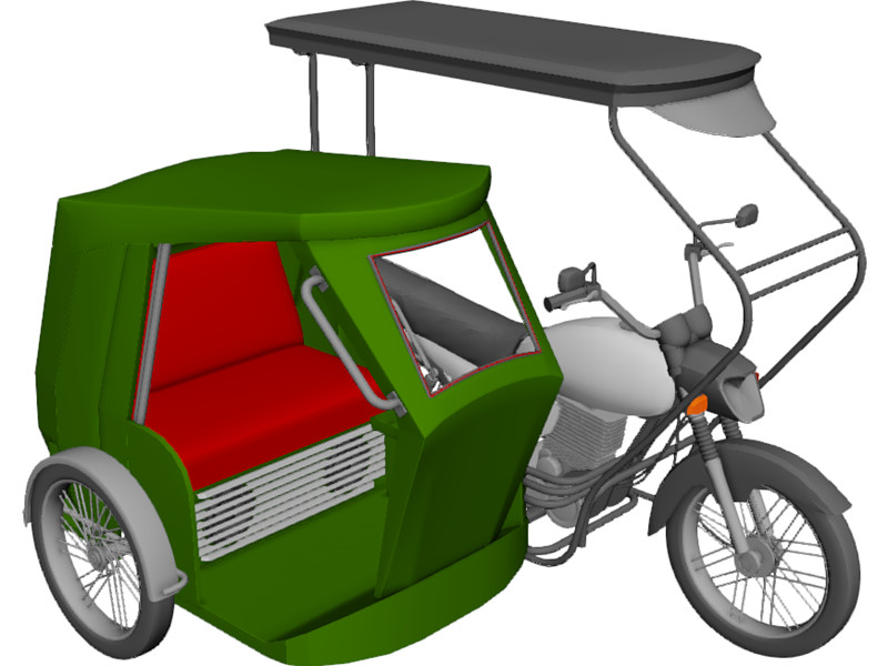 Tricycle clipart philippine Post for media model Tricycles
