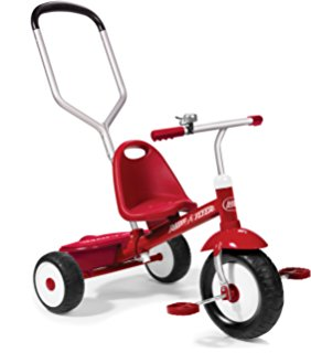 Tricycle clipart vector Radio Flyer 811X Steer Stroll