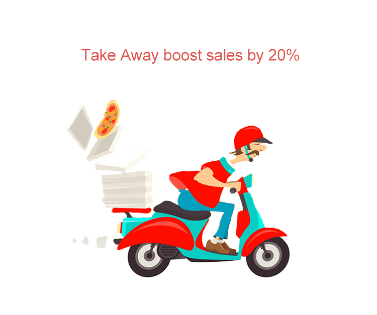 Tricycle clipart terminal  Android touch pos android
