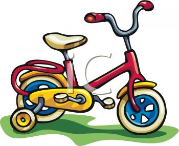 Pushbike clipart training wheel Clip Training  Art Of