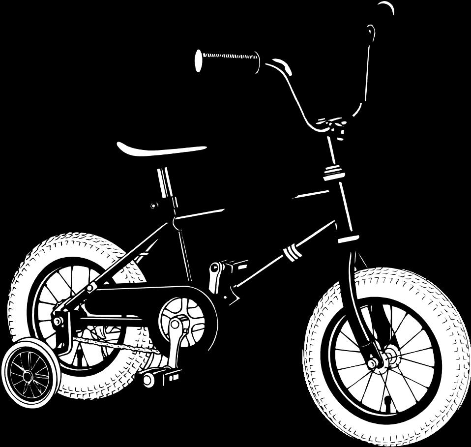 Bike clipart training wheel clipart #8