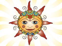 Triipy clipart aztec sun Aztec Tip Carlos  #336: