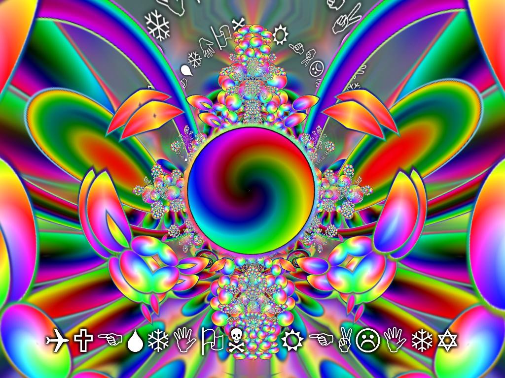 Triipy clipart background Humboldt Psychedelic Wallpaper Desktop Trippy