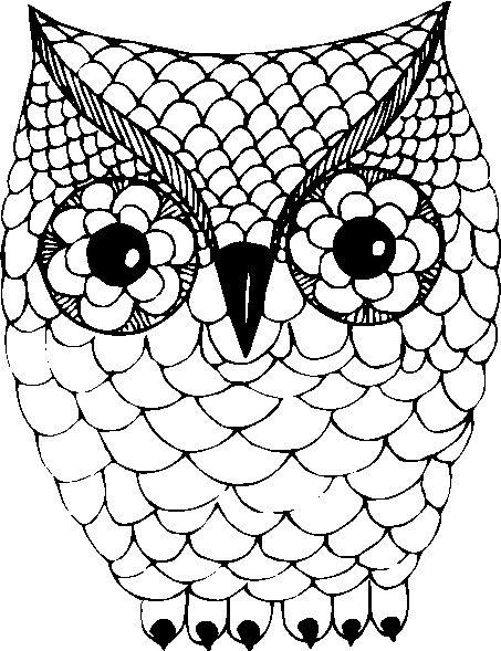 Triipy clipart cute Owls owl Pinterest clip 98