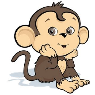 Triipy clipart cute Trippy Find this Monkey Lover