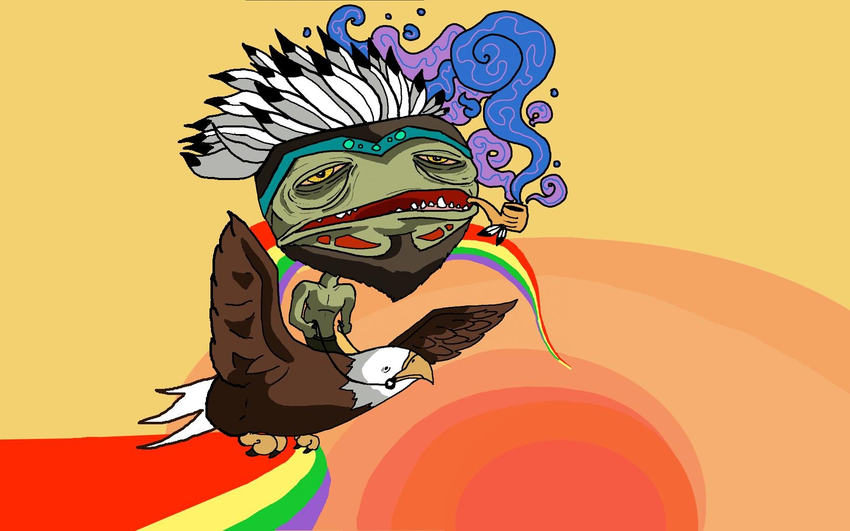 Triipy clipart desktop background Artistic Backgrounds Wallpapers Aztec Wallpaper
