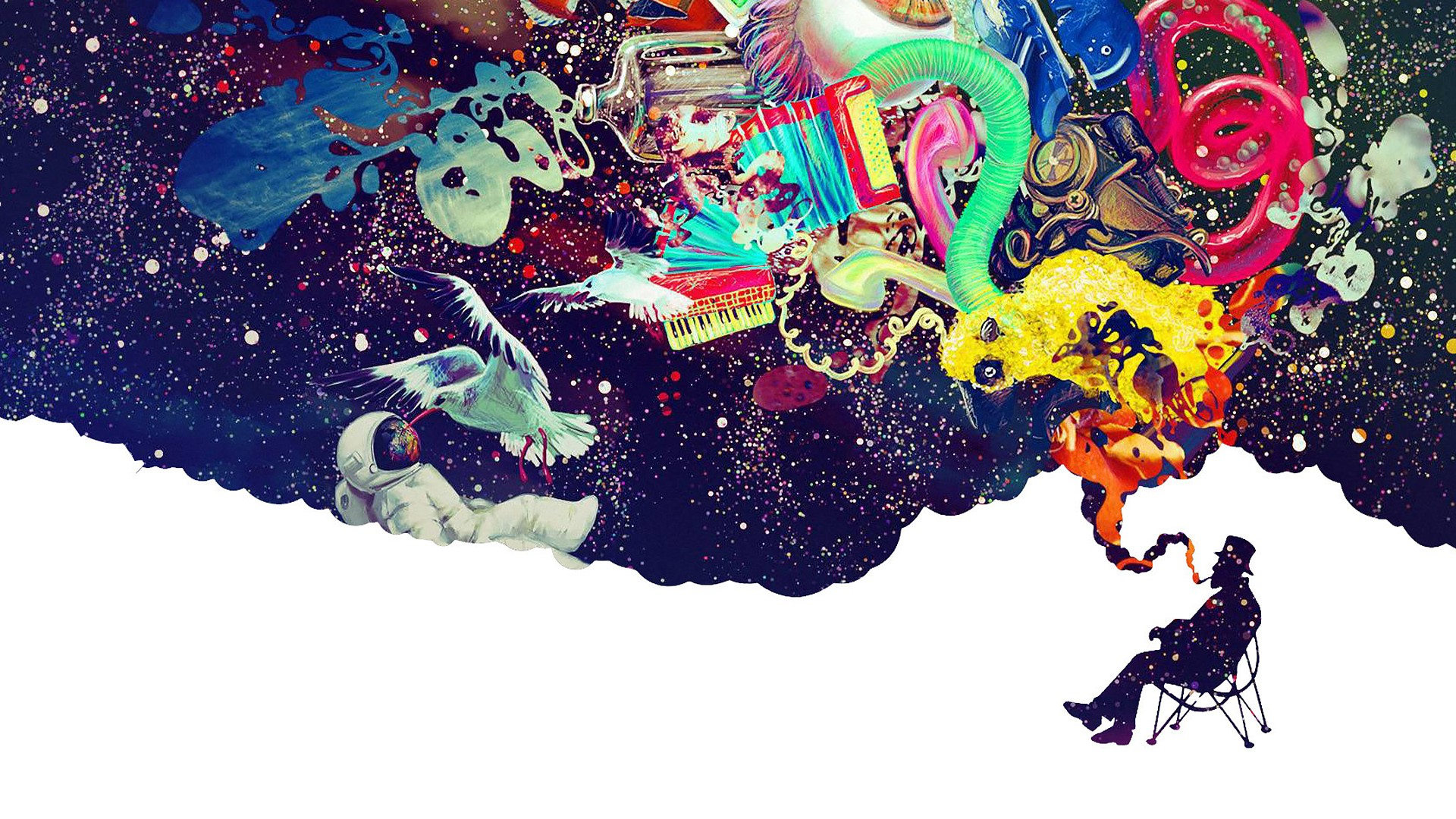 Triipy clipart desktop background Expressing Wallpaper Yourself DesktopFunky and