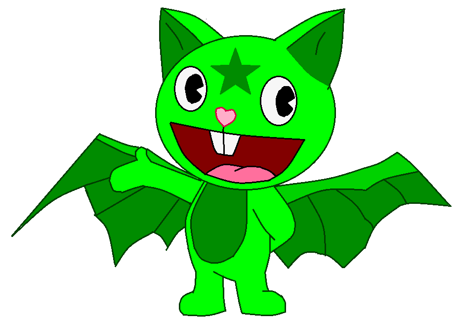 Triipy clipart enemy Fanon  Wikia Happy FANDOM