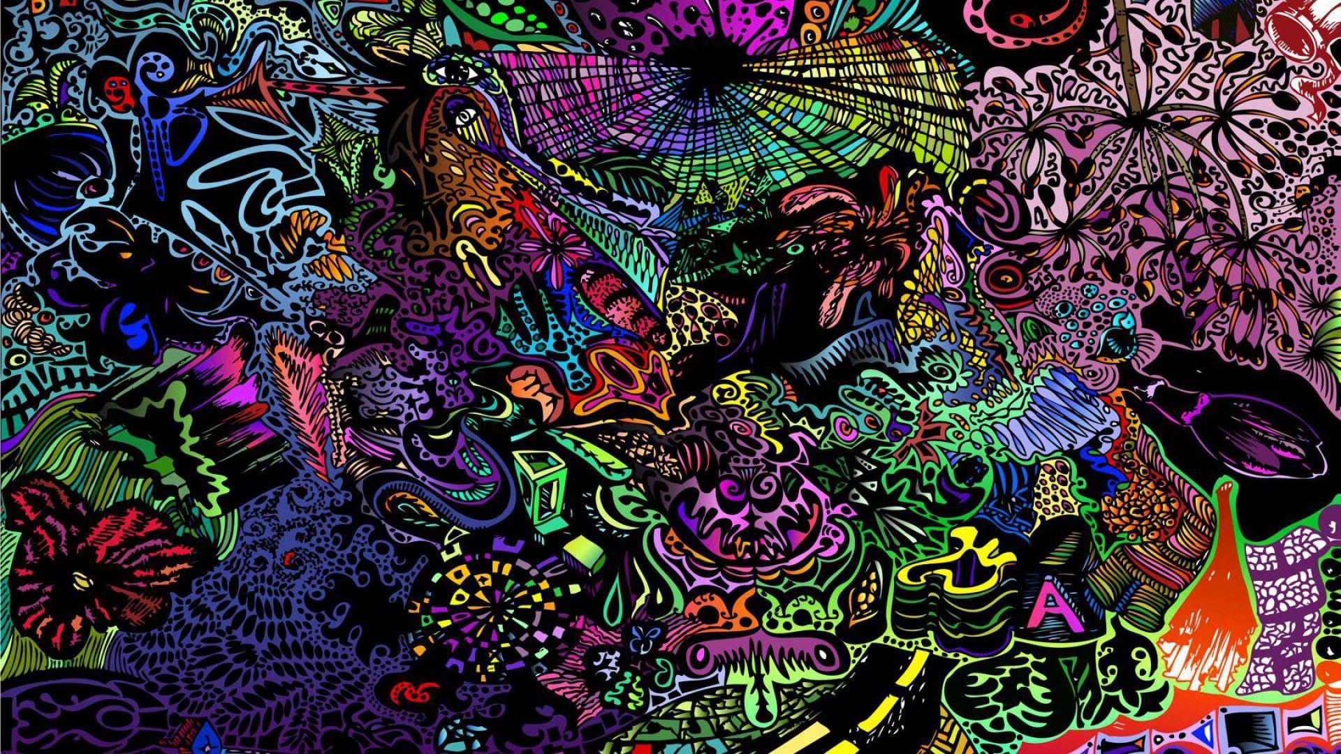Triipy clipart hd wallpaper Hd Trippy Wallpaper Space Pinterest