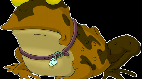 Triipy clipart hypnotoad Transparent Find & GIPHY Share